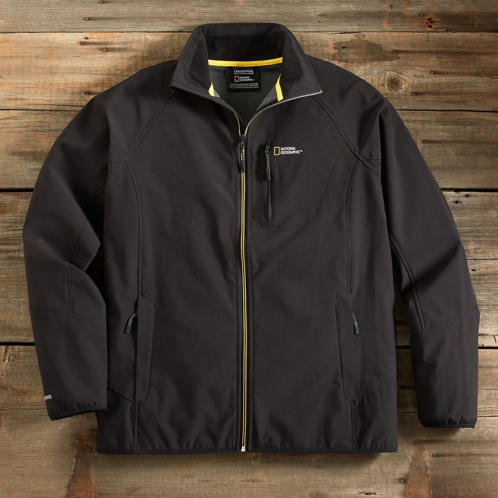 Men's National Geographic ProLite Soft Shell Jacket