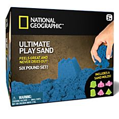 Nat Geo Ultimate Play Sand