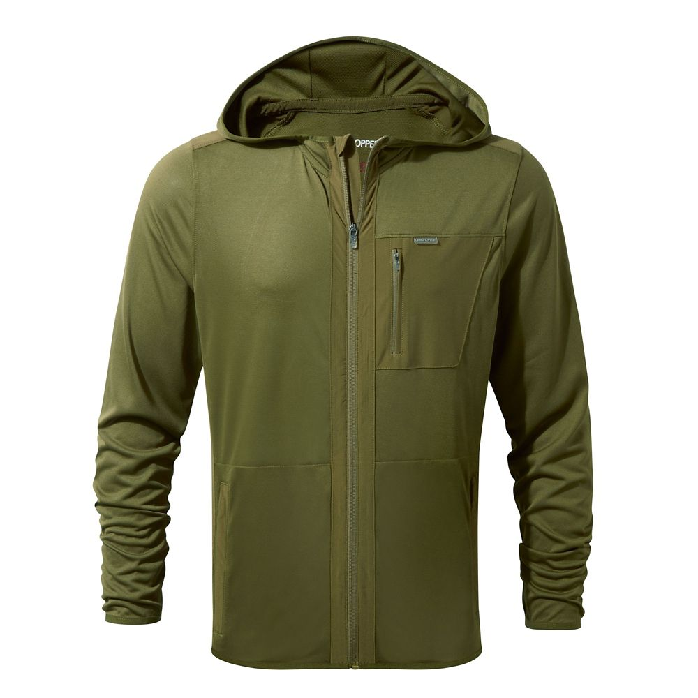 Men's Nat Geo NosiLife Bridleway Hooded Jacket