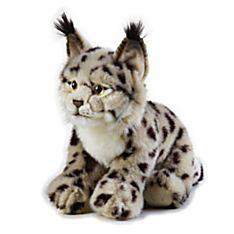 Lynx Plush Toy