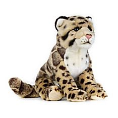 Clouded Leopard Plush Toy