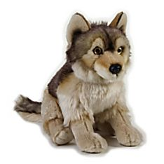 Wolf Plush Toy
