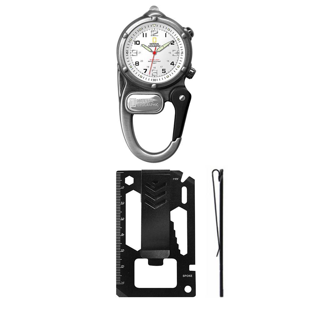 Carabiner Multi-tool Gift Set