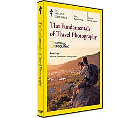 National Geographic Great Courses Fundamentals of Travel Photography