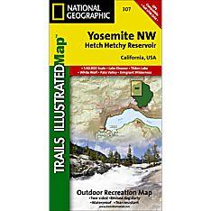 307 Yosemite National Park NW - Hetch Hetchy Reservoir