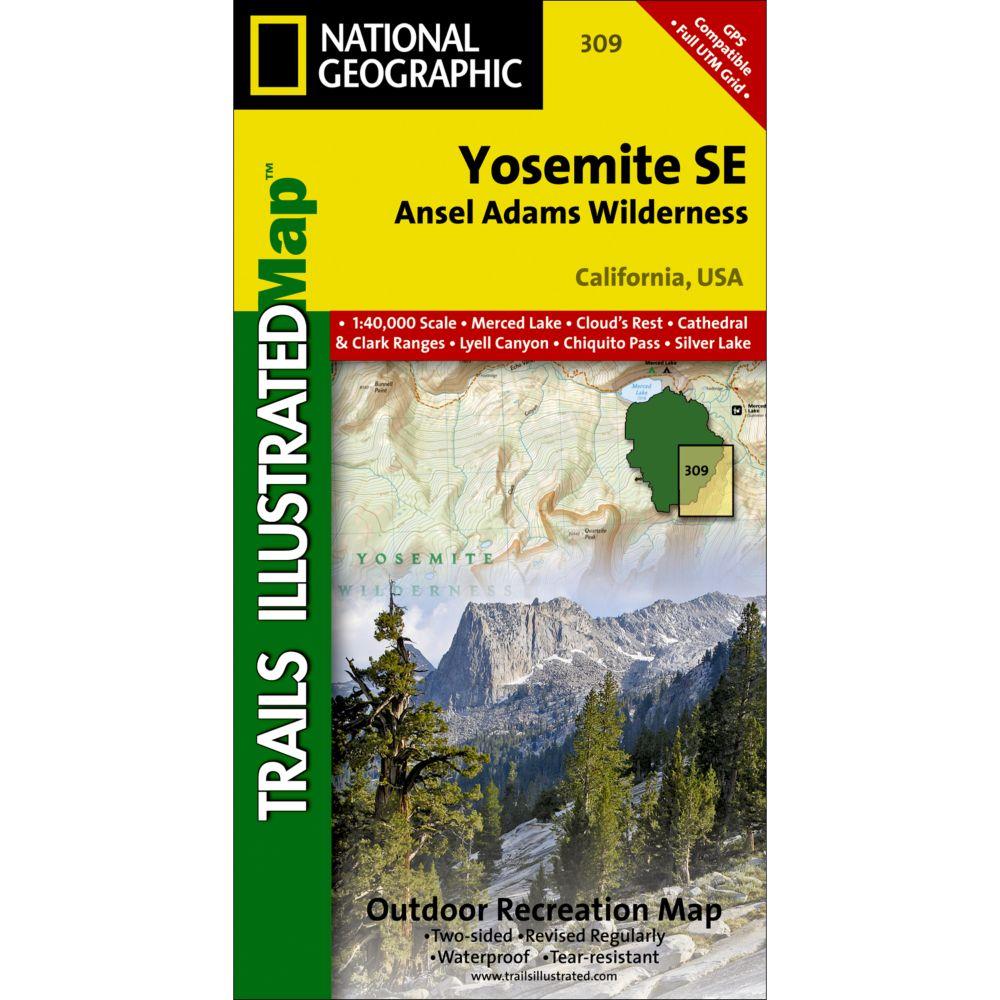 309 Yosemite National Park SE - Ansel Adams Wilderness