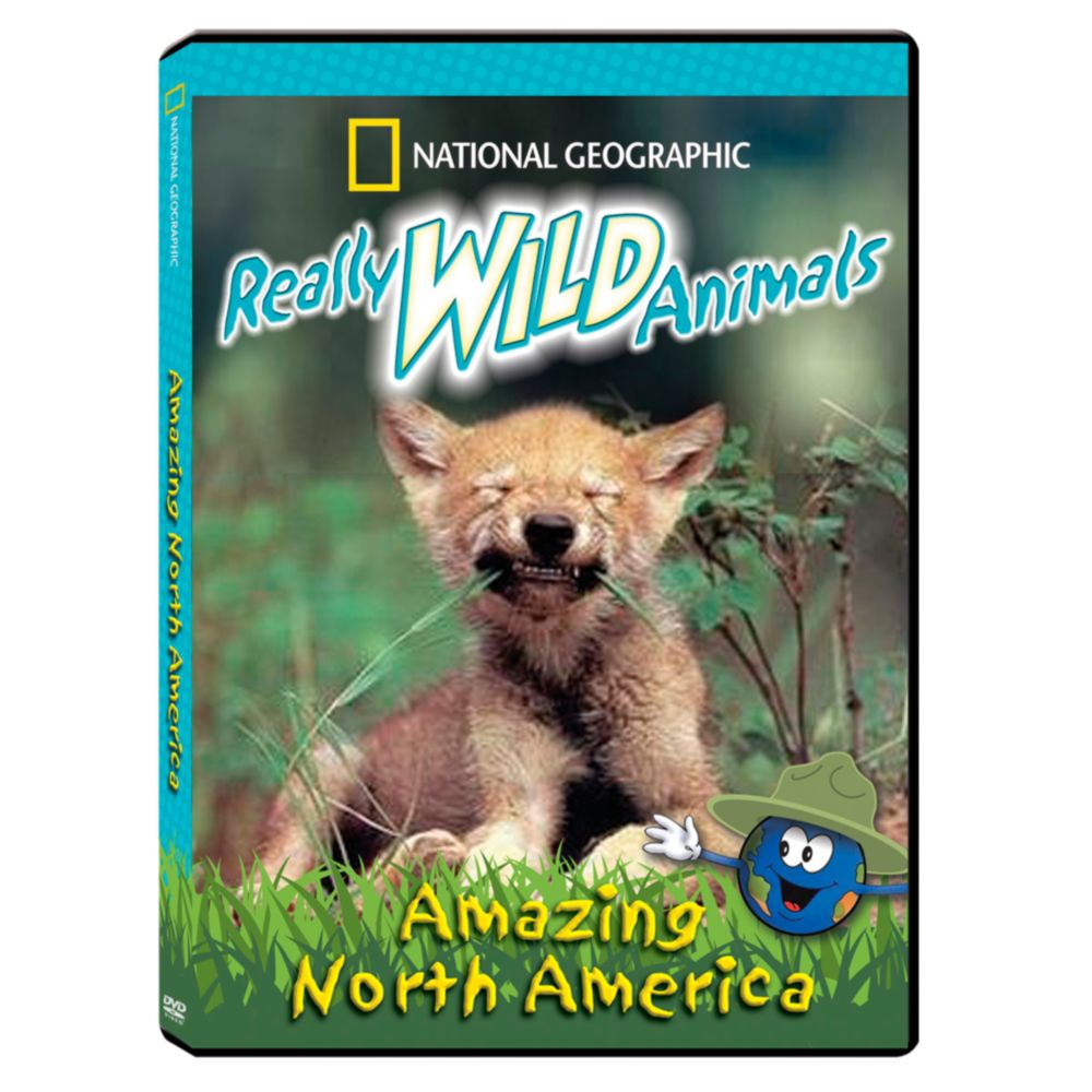 Really Wild Animals: Amazing North America DVD