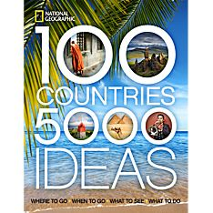 100 Countries, 5,000 Ideas