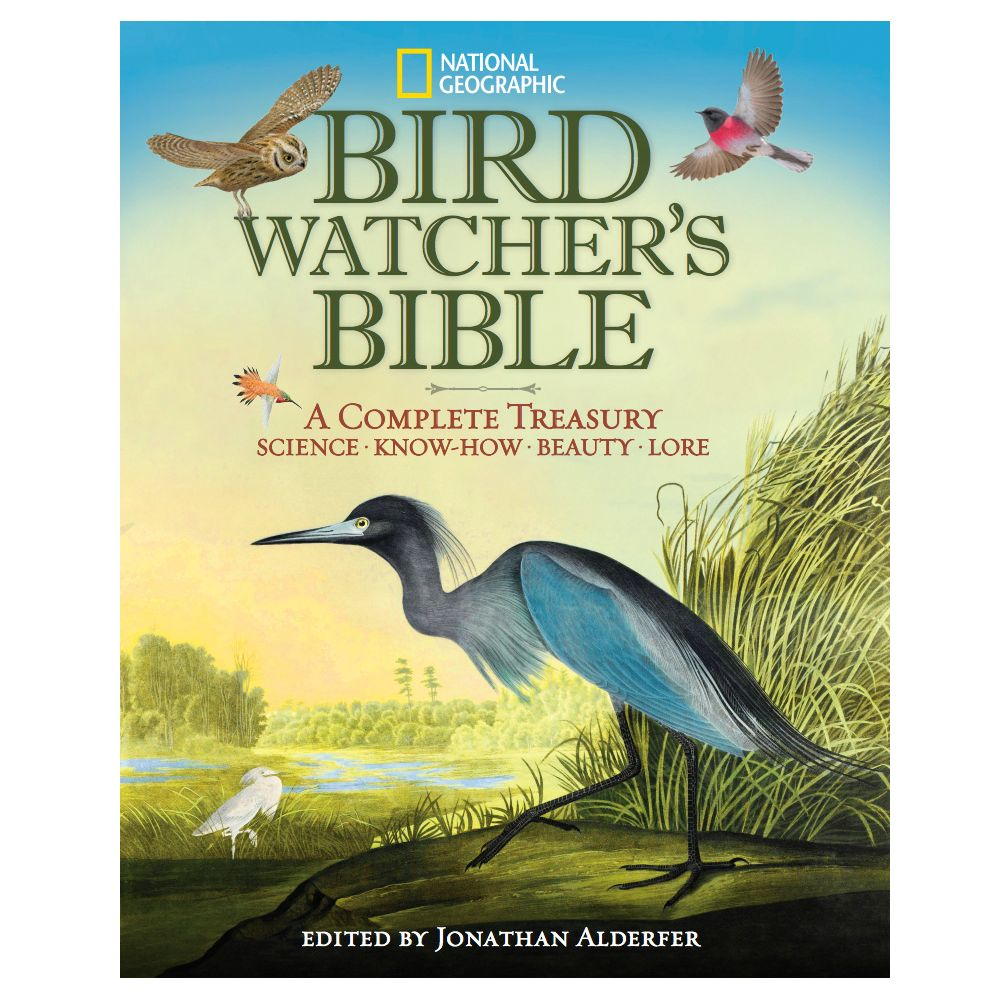 National Geographic Bird Watcher's Bible