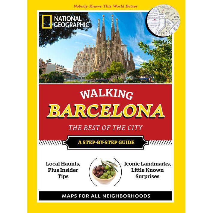 Walking Barcelona