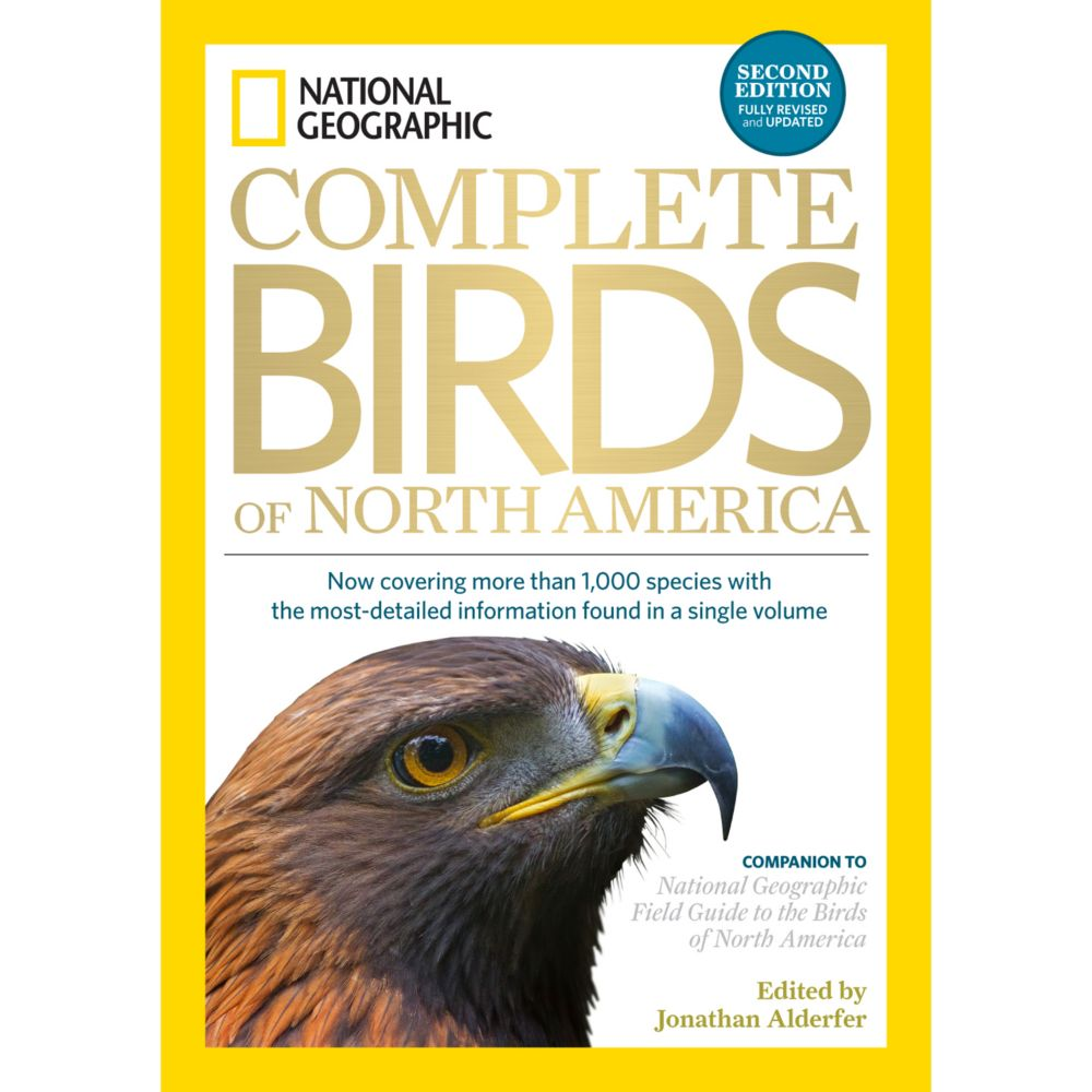 National Geographic Complete Birds of North America, 2nd Edition