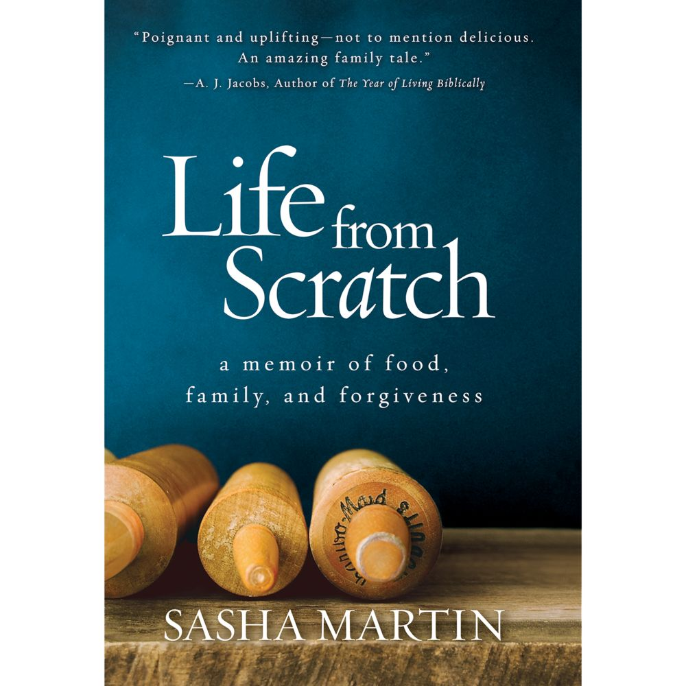 Life From Scratch - Hardcover