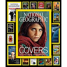 National Geographic The Covers