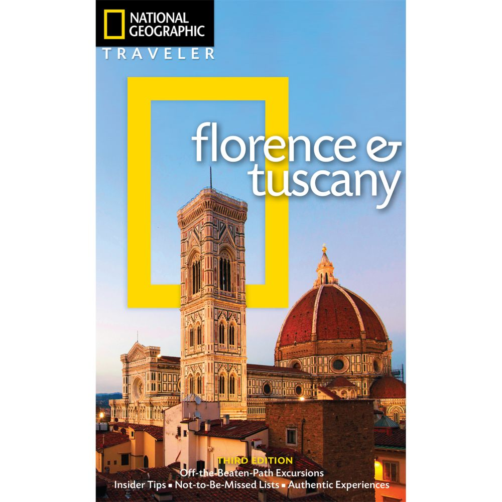Florence and Tuscany, 3rd Edition