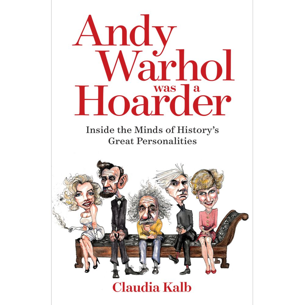 Andy Warhol Was a Hoarder - Hardcover
