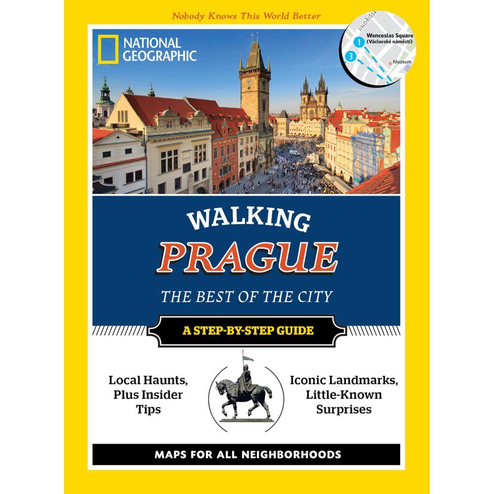 Walking Prague