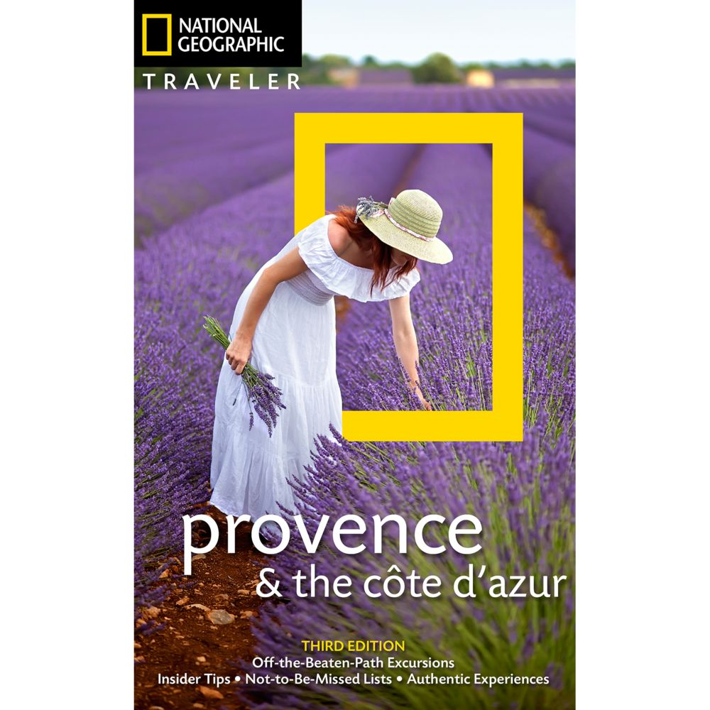 Provence and the Cote d'Azur, 3rd Edition