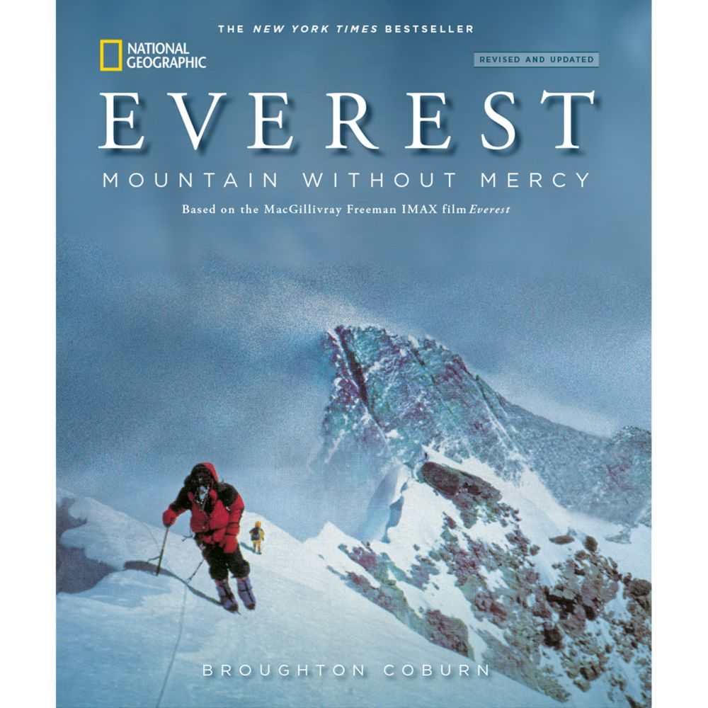 Everest, Revised and Updated