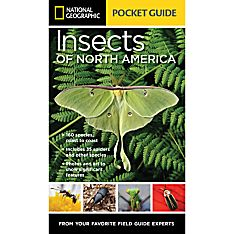 National Geographic Pocket Guide to Insects of North America
