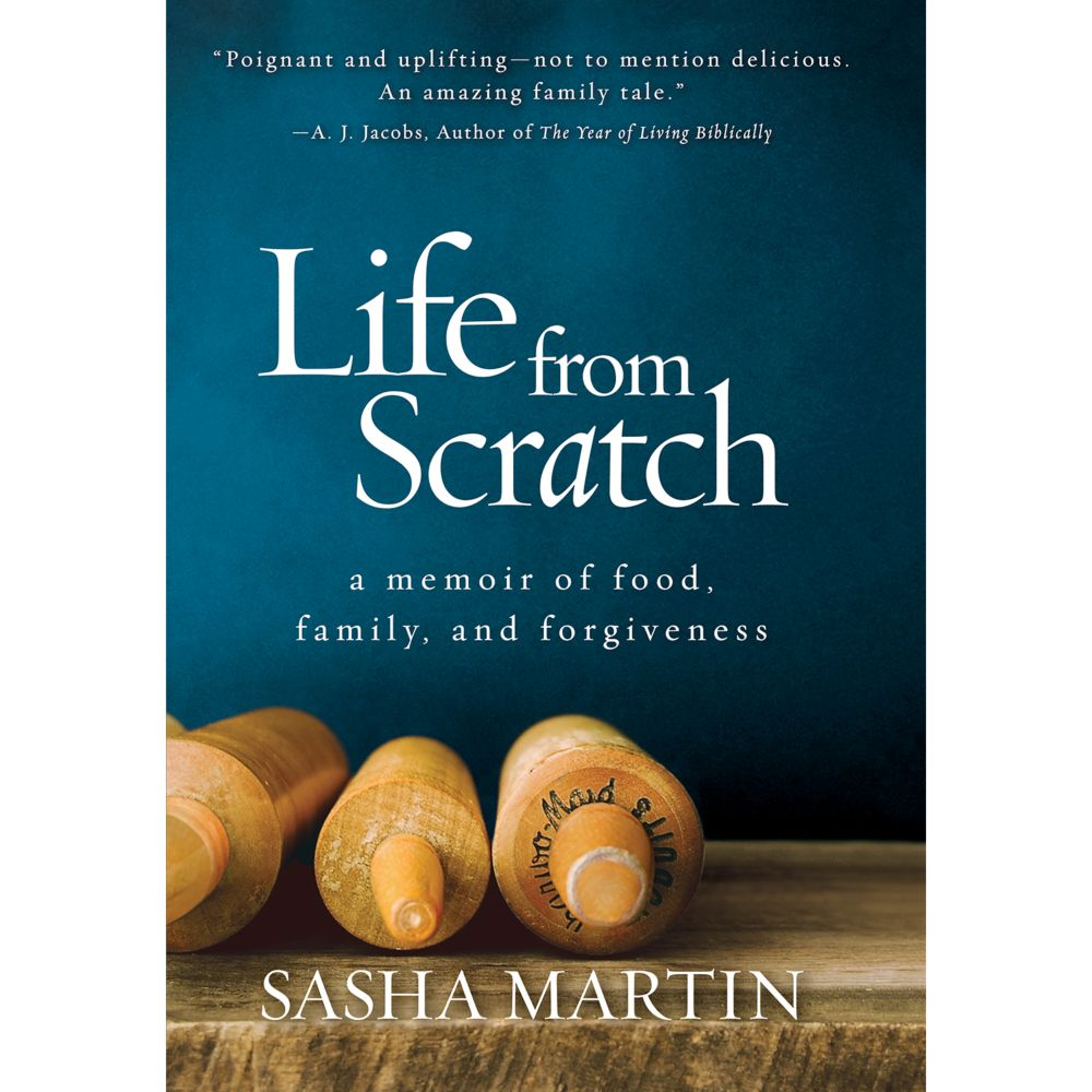 Life From Scratch - Softcover