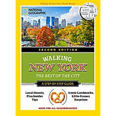 Walking New York, 2nd Edition