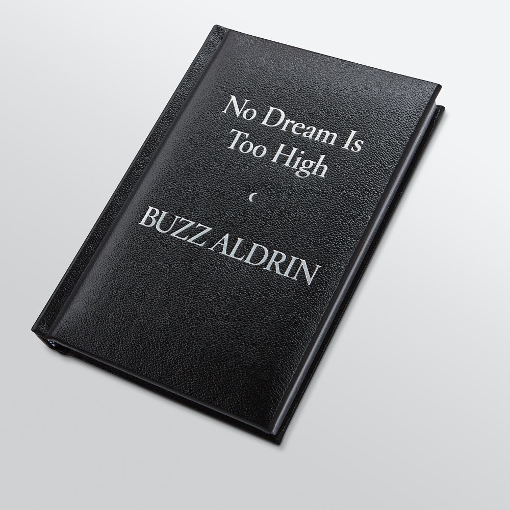 No Dream is Too High-signed deluxe edition