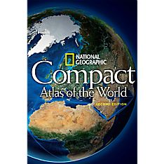 National Geographic Compact Atlas of the World, 2nd Edition