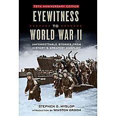 Eyewitness to World War II - Hardcover