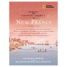 New France 1534-1763