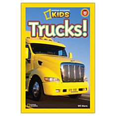 National Geographic Readers: Trucks!