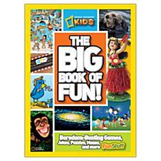 National Geographic Kids Big Book of Fun
