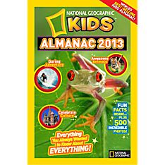 National Geographic Kids Almanac 2013 - Softcover