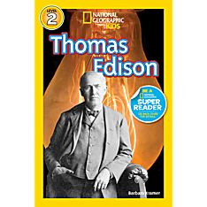 National Geographic Readers: Thomas Edison