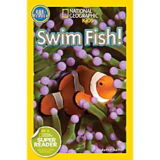National Geographic Readers: Swim Fish!