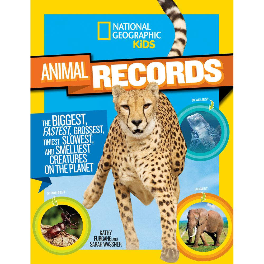 Resultado de imagen de records of animals for kids