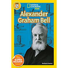 National Geographic Readers: Alexander Graham Bell