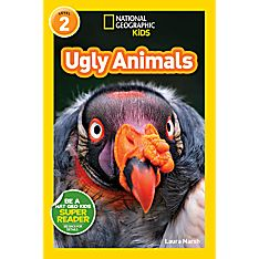 National Geographic Readers: Ugly Animals