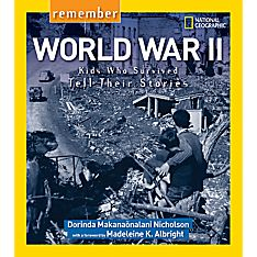 Remember World War II - Softcover