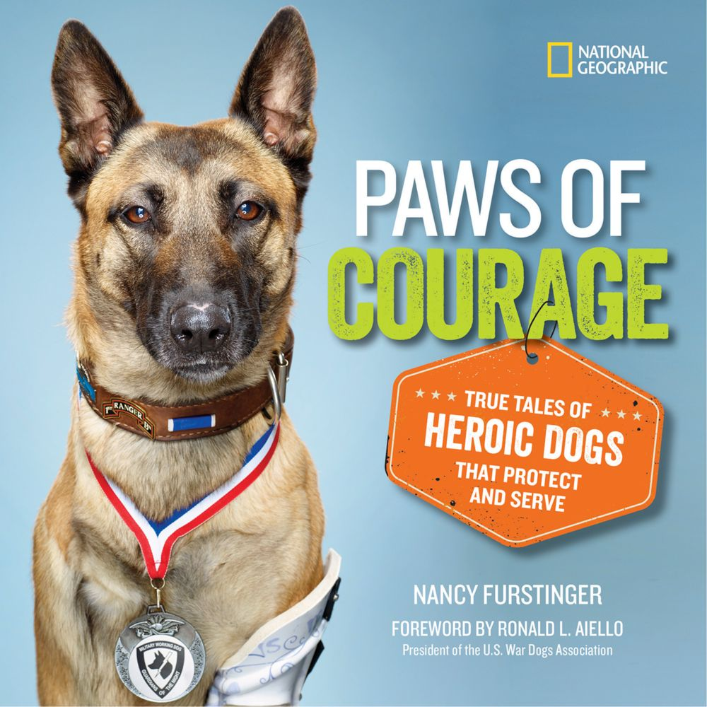Paws of Courage