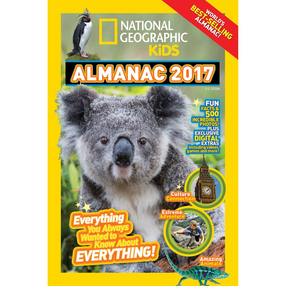 National Geographic Little Kids Issues