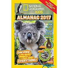 National Geographic Kids Almanac 2017 - Hardcover