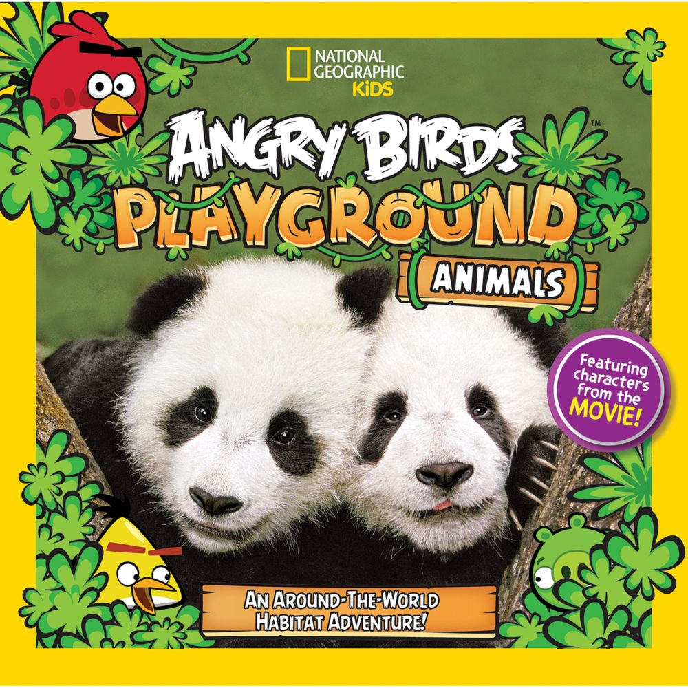 Angry Birds Playground: Animals