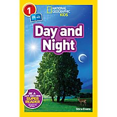 National Geographic Readers: Day and Night