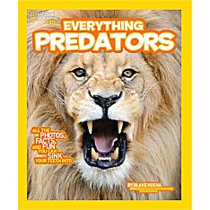 National Geographic Kids Everything Predators