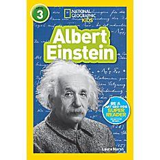 National Geographic Readers: Albert Einstein