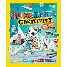 Stuck Inside Creativity Book