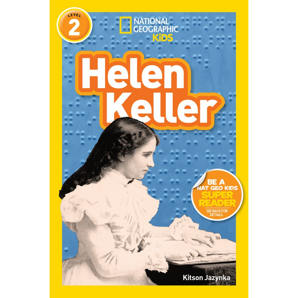 National Geographic Readers: Helen Keller