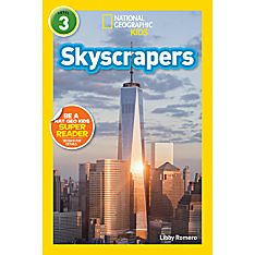 National Geographic Readers: Skyscrapers