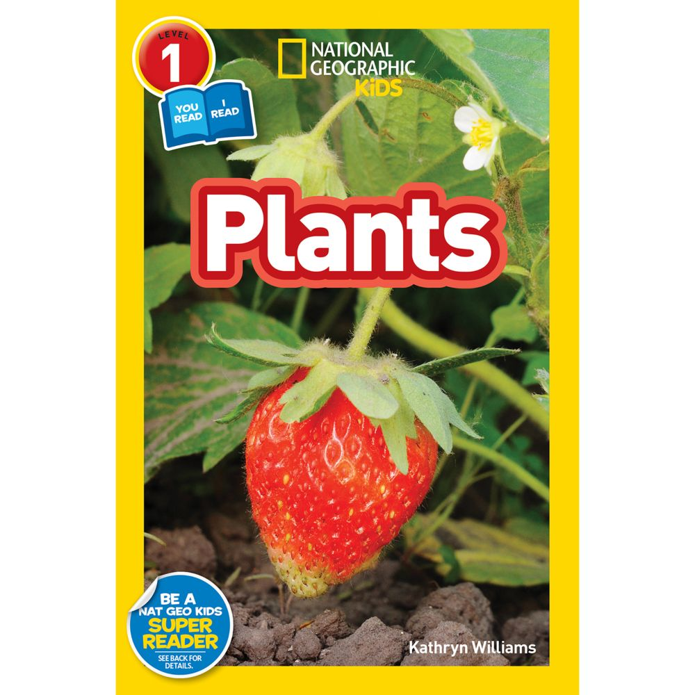National Geographic Readers: Plants