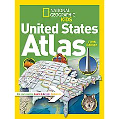 National Geographic Kids United States Atlas, 5th Edition